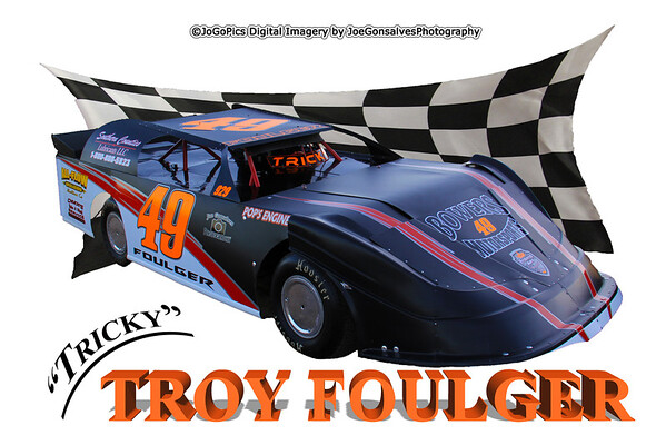 Troy Foulger #49