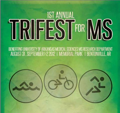 TriFest for MS - SuperSprint - Sunday - Swim