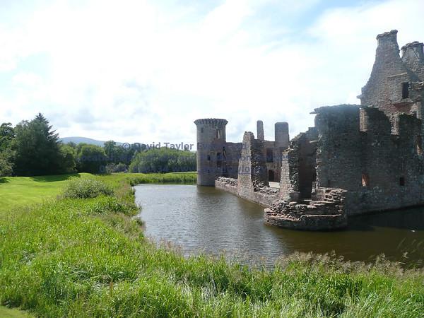 Caeverlock Castle - 12