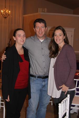 Jill & Josh Bryant, Julie Matkins (1)
