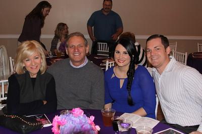 Kathy & Terry Muldoon, Amanda & Kyle Cupp