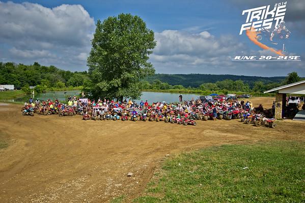 Trikefest 14 Group Photo
