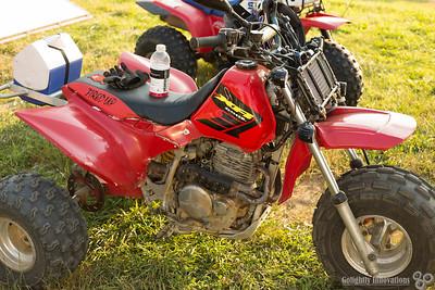 Fabiodriven's XR650L conversion trike. Street legal