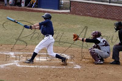 Baseball vs Aquinas March2009-82