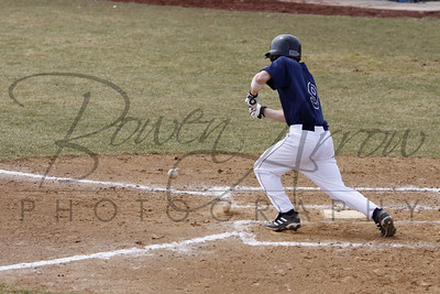 Baseball vs Aquinas March2009-87