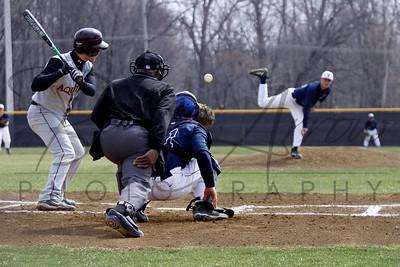 Baseball vs Aquinas March2009-38
