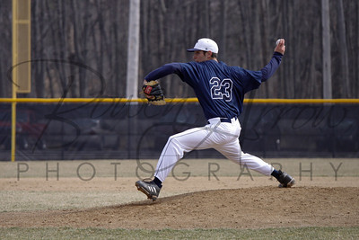 Baseball vs Aquinas March2009-50