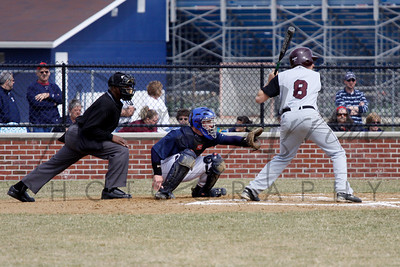 Baseball vs Aquinas March2009-57
