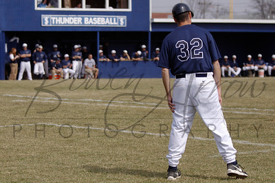 Baseball vs Aquinas March2009-62