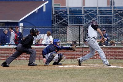 Baseball vs Aquinas March2009-58
