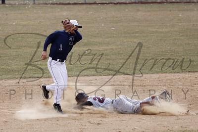 Baseball vs Aquinas March2009-76