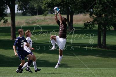 M Soccer vs Goshen 091209-36