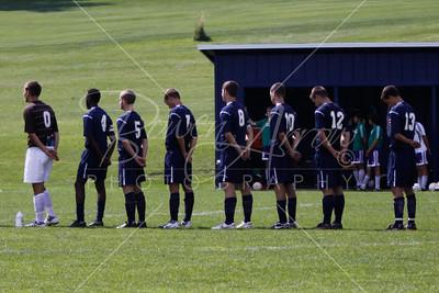 M Soccer vs Goshen 091209-15