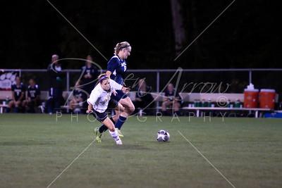 Soccer (W) vs Manchester 082709-87