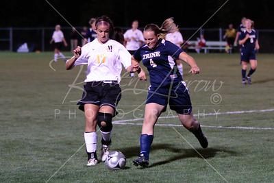 Soccer (W) vs Manchester 082709-65