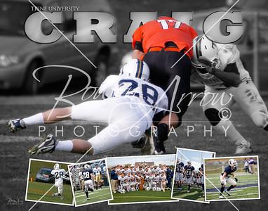 Isiah Craig Collage 2010