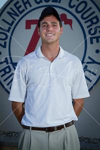 Golf (M) Team Photo 2010-0012
