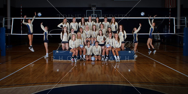 Volleyball Team Photos 2010-0106