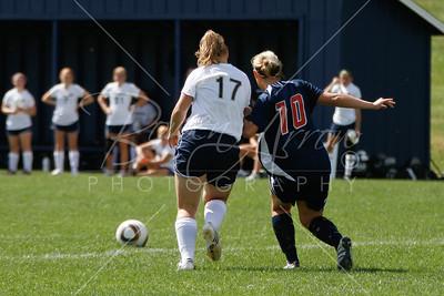 Soccer(W) vs Hiram 091210-0023