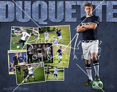David Duquette 2013 Collage