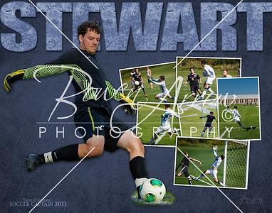Chris Stewart 2013 Collage