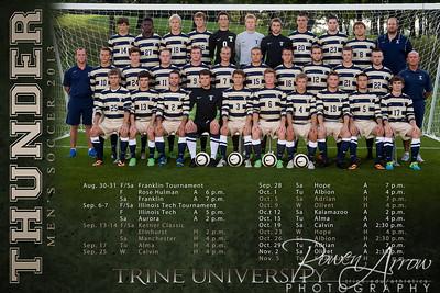 Trine Soccer Poster 2013_Back