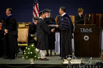 Trine Commencement 2012-0381