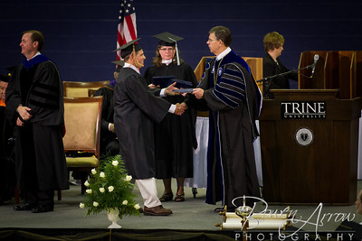 Trine Commencement 2012-0380