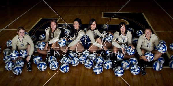 Volleyball Team 2011-0093
