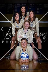 Volleyball Team 2011-0102