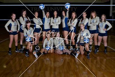 Volleyball Team 2011-0055