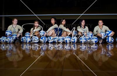 Volleyball Team 2011-0098