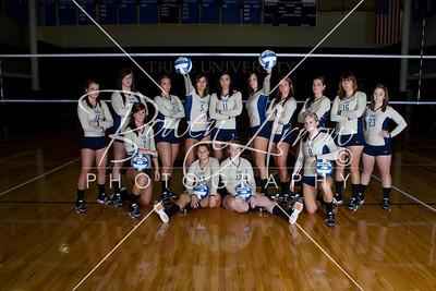Volleyball Team 2011-0050