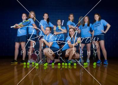 Tennis (W) Team Photo 2012-0040
