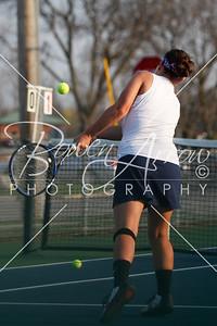 W Tennis vs USF 20120321-0015