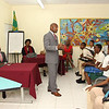 """May 2016: Ambassador John L. Estrada visited the Diego Martin Central Secondary school where he observed students participate in a mock trial under the Resistance and Prevention Program - (RAPP) funded by the U.S. Department of State: Bureau of Intl Narcotics & Law Enforcement (INL) through the #CaribbeanBasinSecurityInitiative. The program is implemented by the Pan American Development Foundation - Trinidad and Tobago<br /> Ambassador Estrada also delivered a motivational message to students about choices.<br /> Ambassador Estrada attended the Diego Martin Central Secondary before migrating to the U.S.<br /> <a href=""""https://m.facebook.com/ttusa/posts/10154123556657357"""">https://m.facebook.com/ttusa/posts/10154123556657357</a>"""