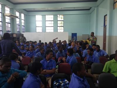 Trinidad.Youth dialogues