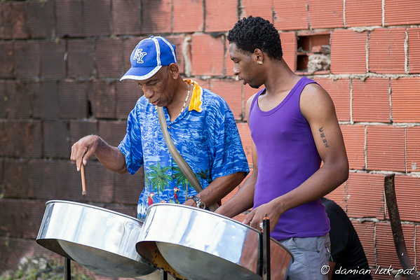 Blue Diamonds Steel Orchestra