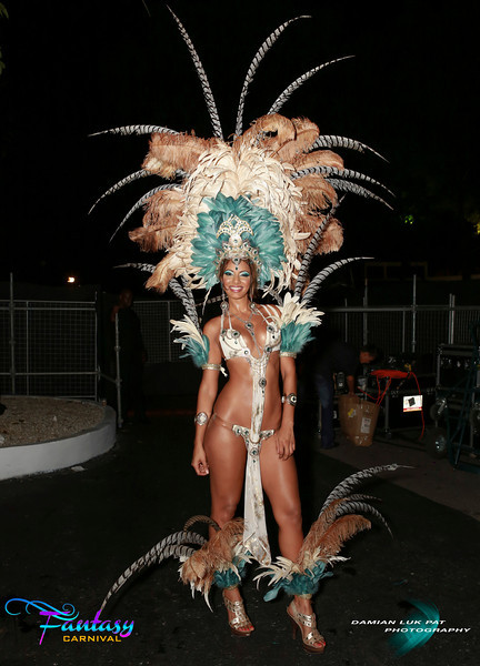 Fantasy Carnival Band Launch for 2013 - Savage