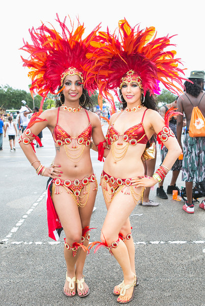 Miami Carnival 2012 - On d Road Part 02