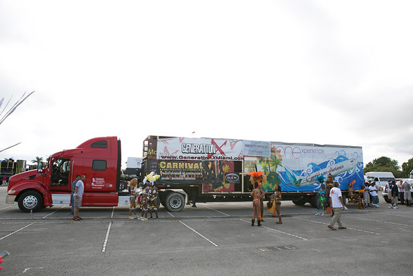 Miami Carnival 2012 - On d Road Part 01