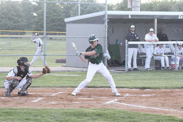 Trinity Christian baseball at South O'Brien 5-24-17
