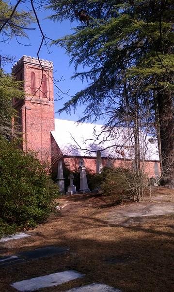 Trinity Episcopal, Scotland Neck
