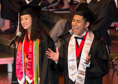 Trinity Graduation Ceremony