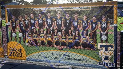 Trinity Varsity FB vs LHP - Sept 20, 2019