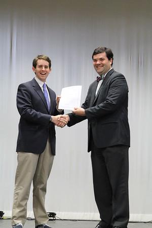 2015 High School Academic Athletic Awards