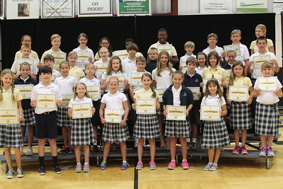 2015 Lower School Awards Assembly