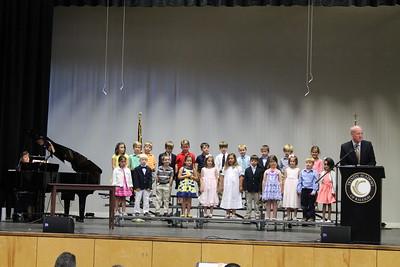Kindergarten Promotion 2015