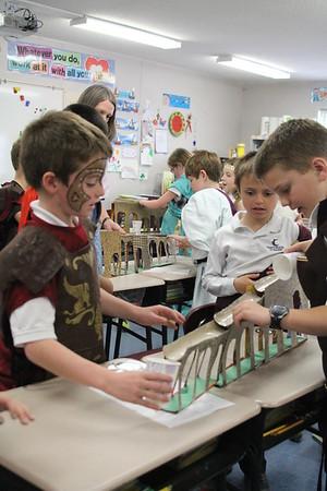 2nd Grade Roman Day