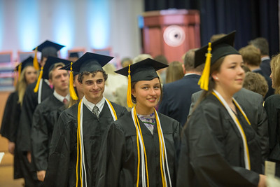 Baccalaureate Service May 27, 2016